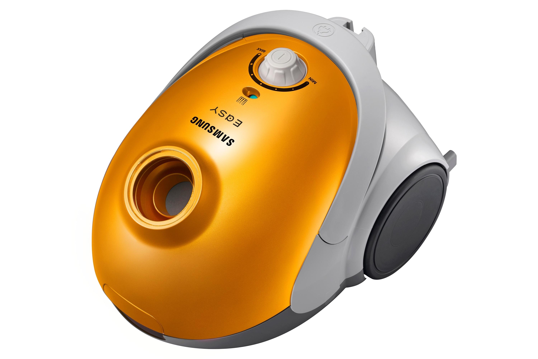 SC5200 Bezsáčkový vysavač s technologií Compact, 1500 W, kovově oranžový