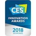 CES Innovation Award 2018*