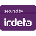 Secured by Irdeto