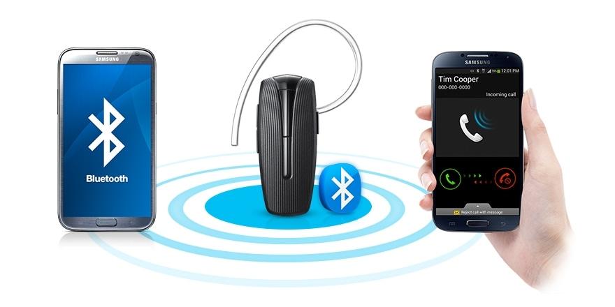 2 Telefone, 1 Bluetooth Headset!