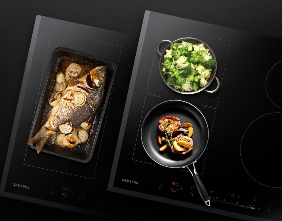 Beim Kochen frei schalten und walten