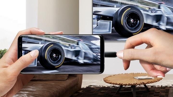 HDMI Adapter (USB C), Black   Samsung Deutschland