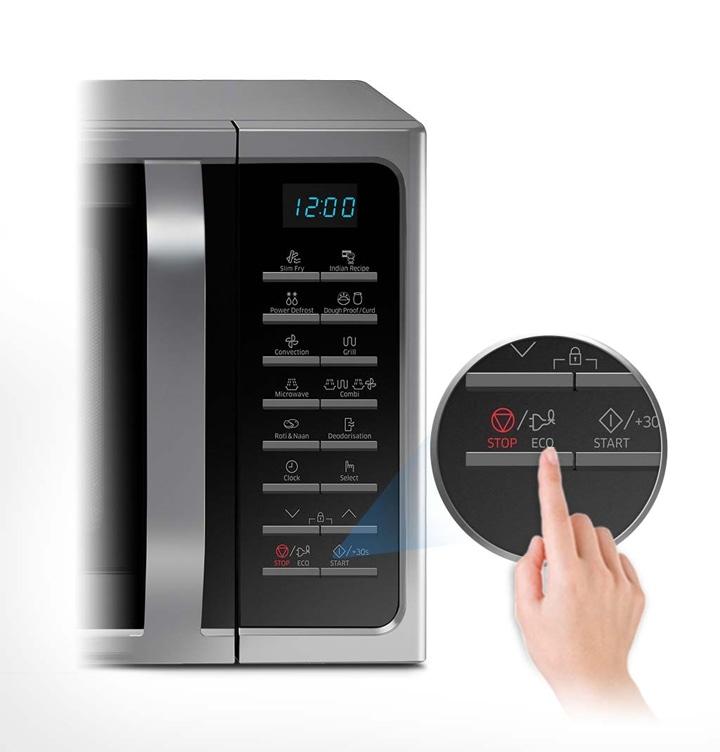 mc28h5015as hochwertige hei luft mikrowelle samsung de. Black Bedroom Furniture Sets. Home Design Ideas