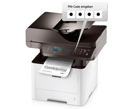 4-in1 Multifunction & built-in duplex printing