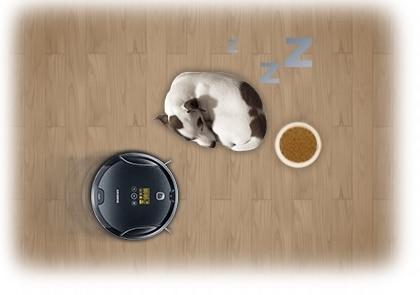 staubsauger roboter navibot automatischer saugroboter. Black Bedroom Furniture Sets. Home Design Ideas