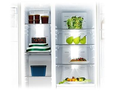 Smeg Kühlschrank Liegend Transportieren : Samsung side by side kühlschrank liegend transportieren