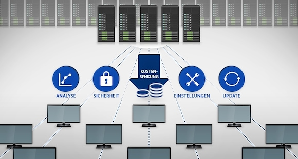 Simplify IT Infrastructure Maintenance with Convenient, Multi-Station Management