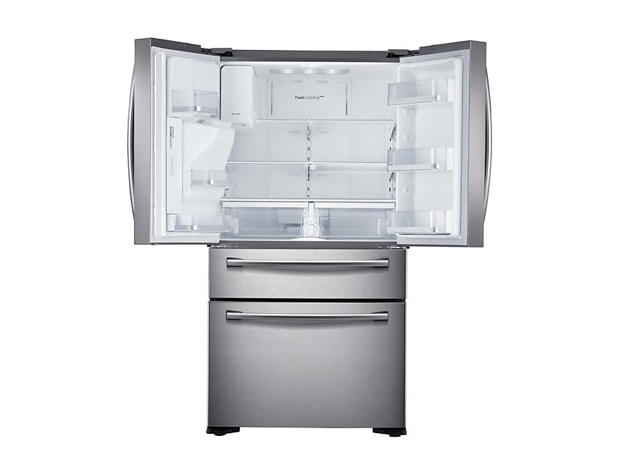 Amerikanischer Kühlschrank Gorenje : Rf24hsesbsr: kühlschrank mit french door samsung de