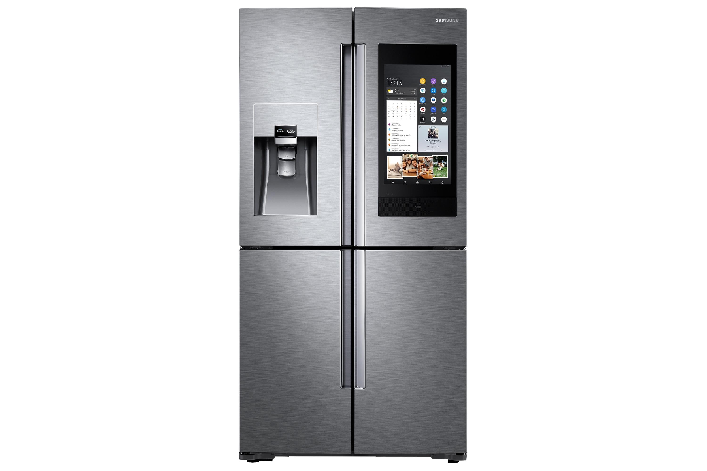Side By Side Kühlschrank French Door Samsung : Rf n sr kühlschrank mit french door samsung de