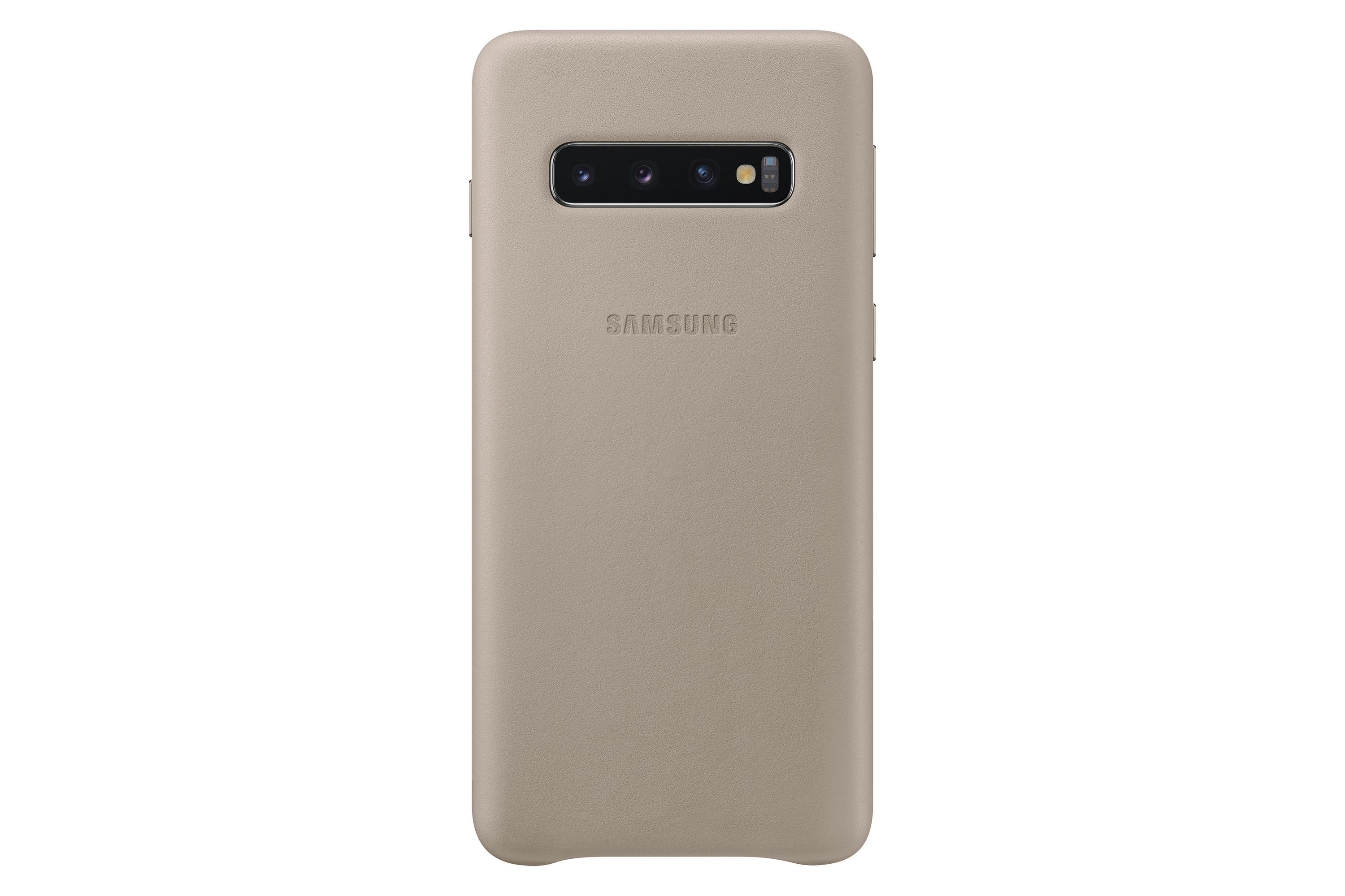 Leather Cover EF-VG973 für Galaxy S10