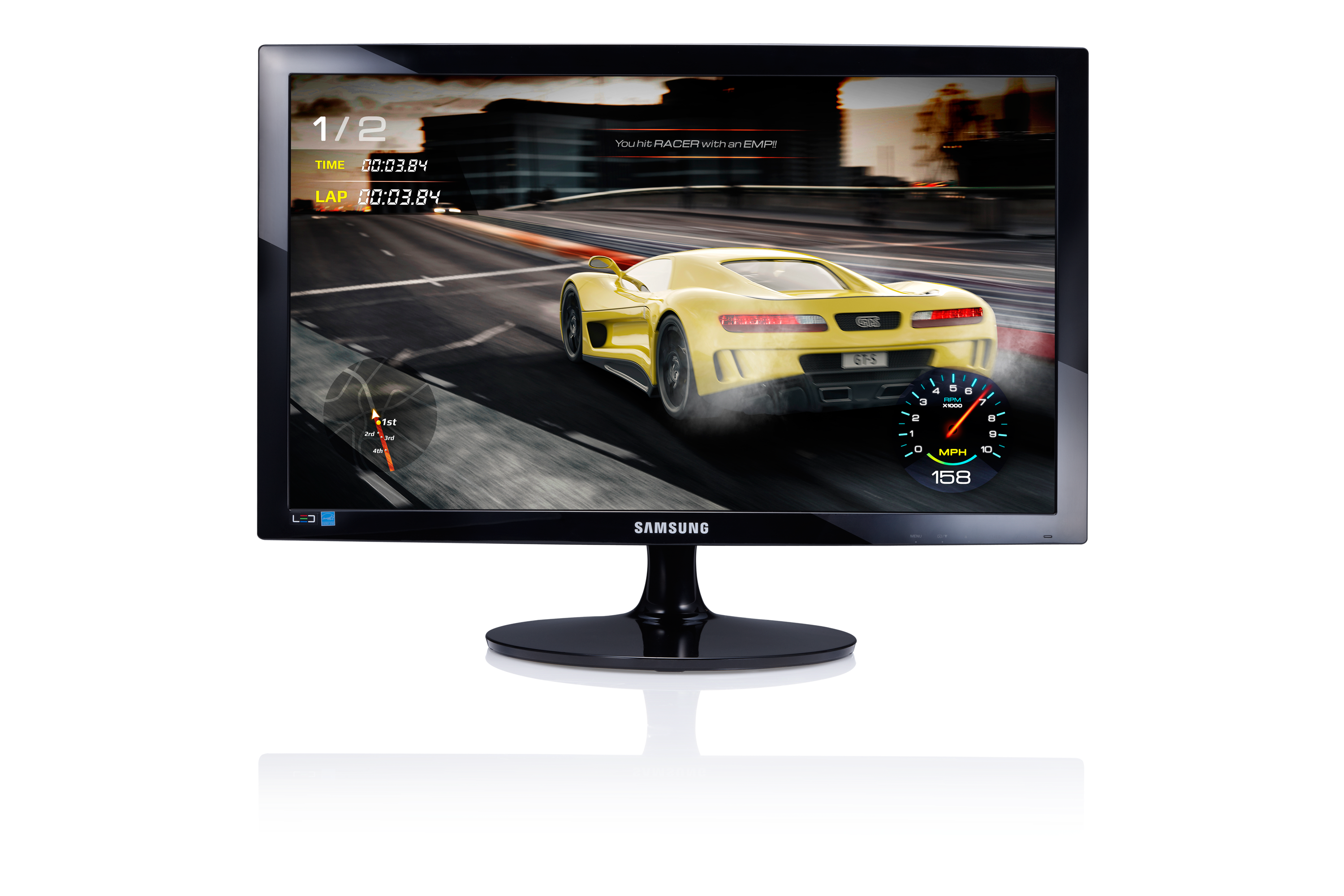 "Full HD Monitor  S24D330H LED (24"")"