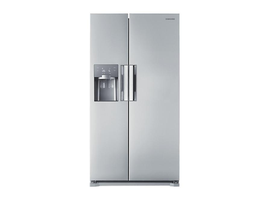 Siemens Kühlschrank Edelstahl : A side by side kühlschrank edelstahl 179cm 545l samsung de