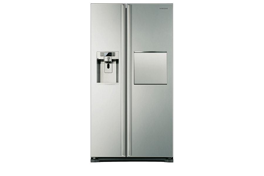 Amerikanischer Kühlschrank 60 Cm Breit : Side by side kühlschrank rs space max cm l samsung de