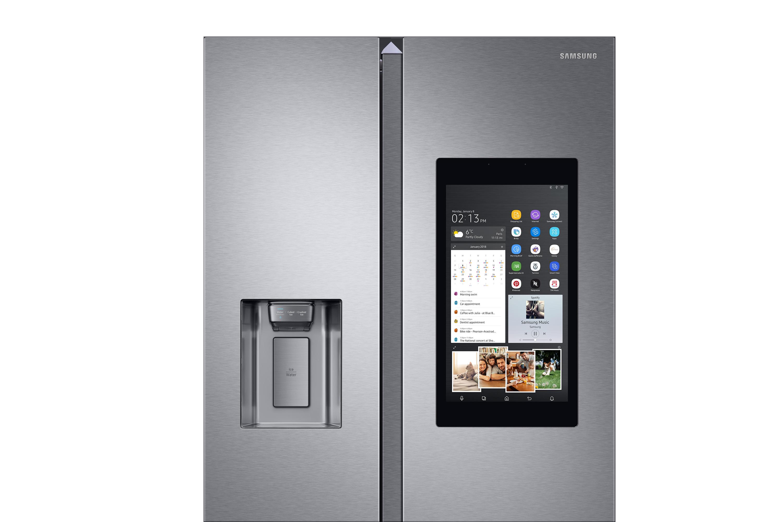 Side By Side Kühlschrank Finanzierung : Rs n sl kühlschrank mit side by side tür samsung de