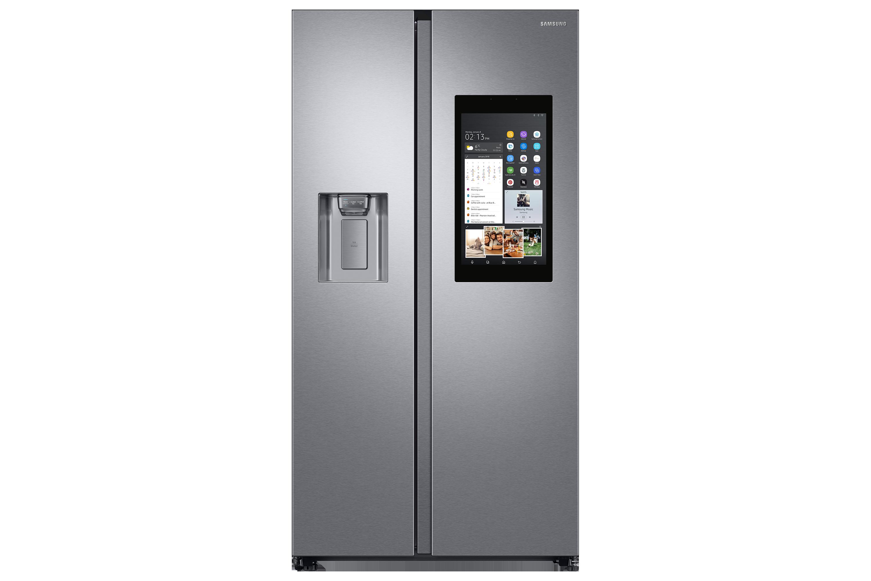 Side By Side Kühlschrank Preis Leistung : Rs n sl kühlschrank mit side by side tür samsung de
