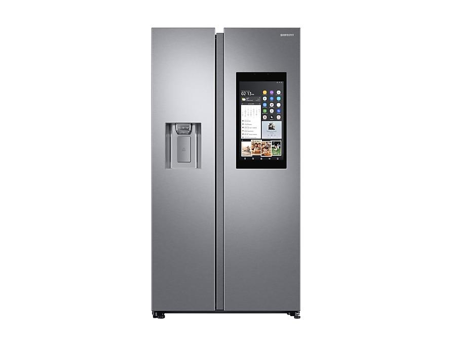 Amerikanischer Kühlschrank Günstig Kaufen : Rs68n8941sl: kühlschrank mit side by side tür samsung de
