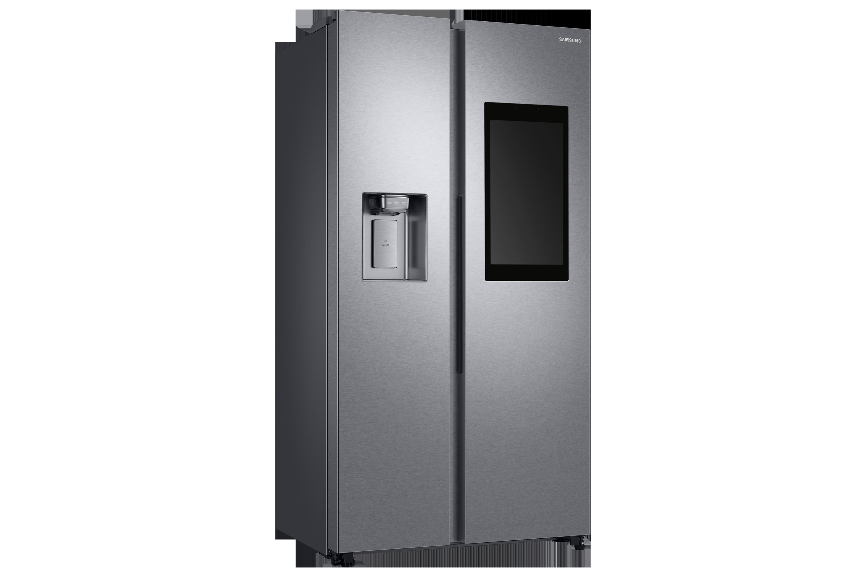 Samsung Side By Side Kühlschrank Weiß : Rs n sl kühlschrank mit side by side tür samsung de