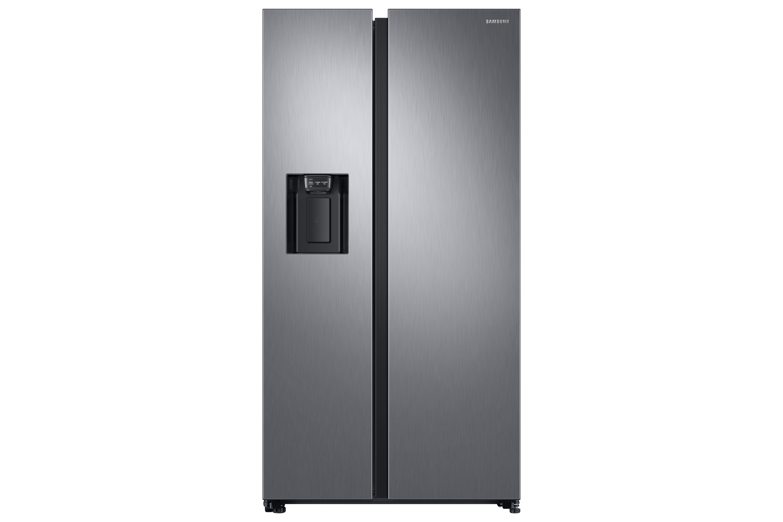 Side By Side Kühlschrank Testsieger : Rs gn s kühlschrank mit side by side tür samsung de