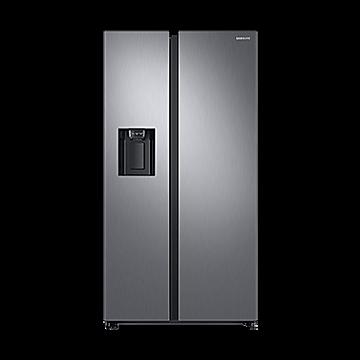 Side By Side Kühlschränke Modern Sparsam Samsung De