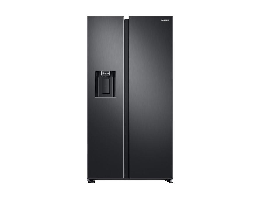 Side By Side Kühlschrank Reinigen : Side by side kühlschrank premium black steel 178cm 617l samsung de