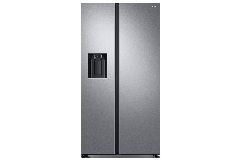 Side By Side Kühlschrank Laut : Rs gn sl kühlschrank mit side by side tür samsung de