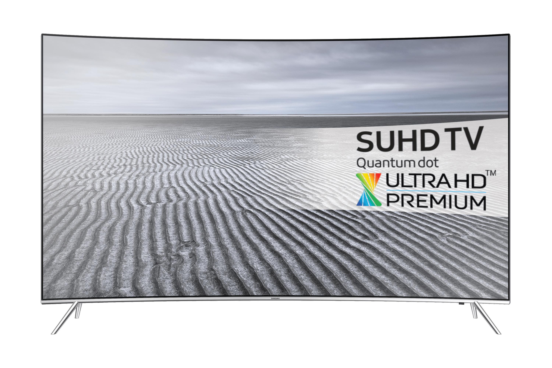 "49"" Curved SUHD TV  KS7590"