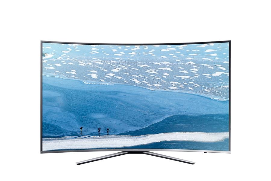 """43"""" Curved UHD TV  KU6509"""