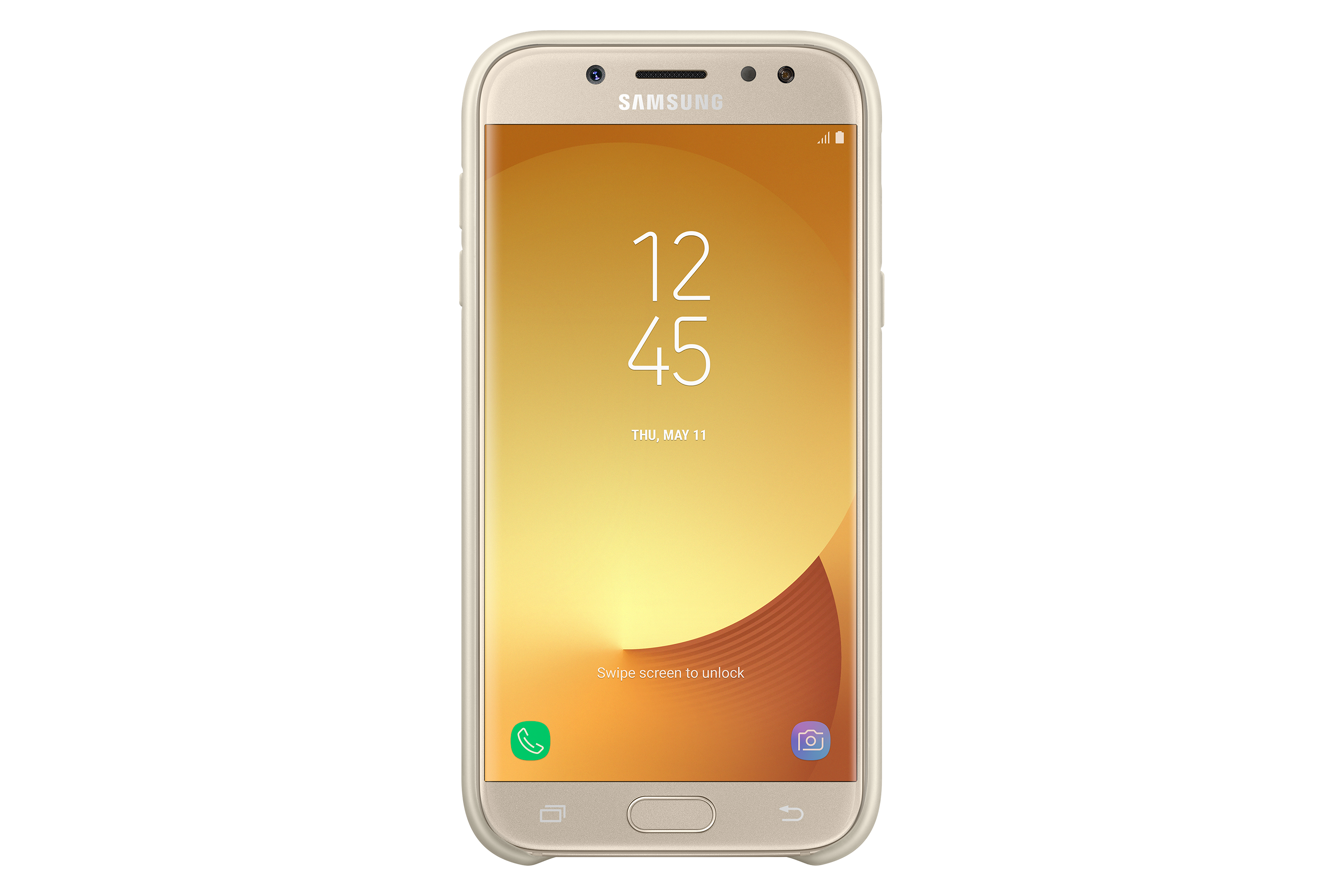 Dual Layer Cover EF-PJ530  für das Galaxy J5 (2017)