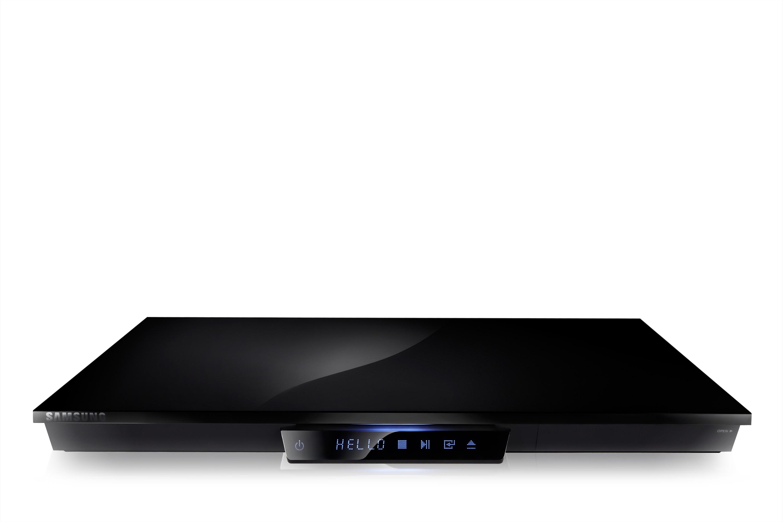 HD-Recorder mit Blu-ray Player BD-E6300