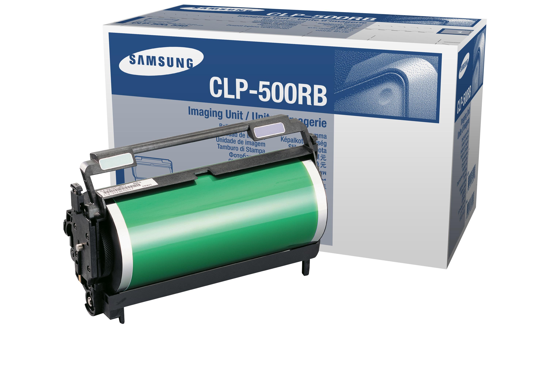 CLP-500DRB Vorderseite