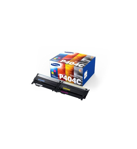 CLT-P404C Toner Rainbow Kit