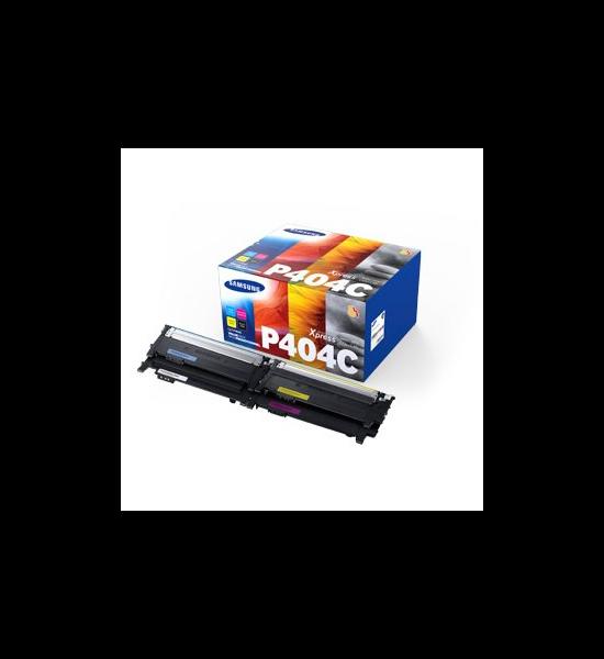 CLT-P404C Toner Rainbow Kit