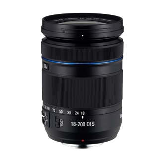 18 - 200 mm F3.5 - 6.3 ED OIS  Super-Zoom