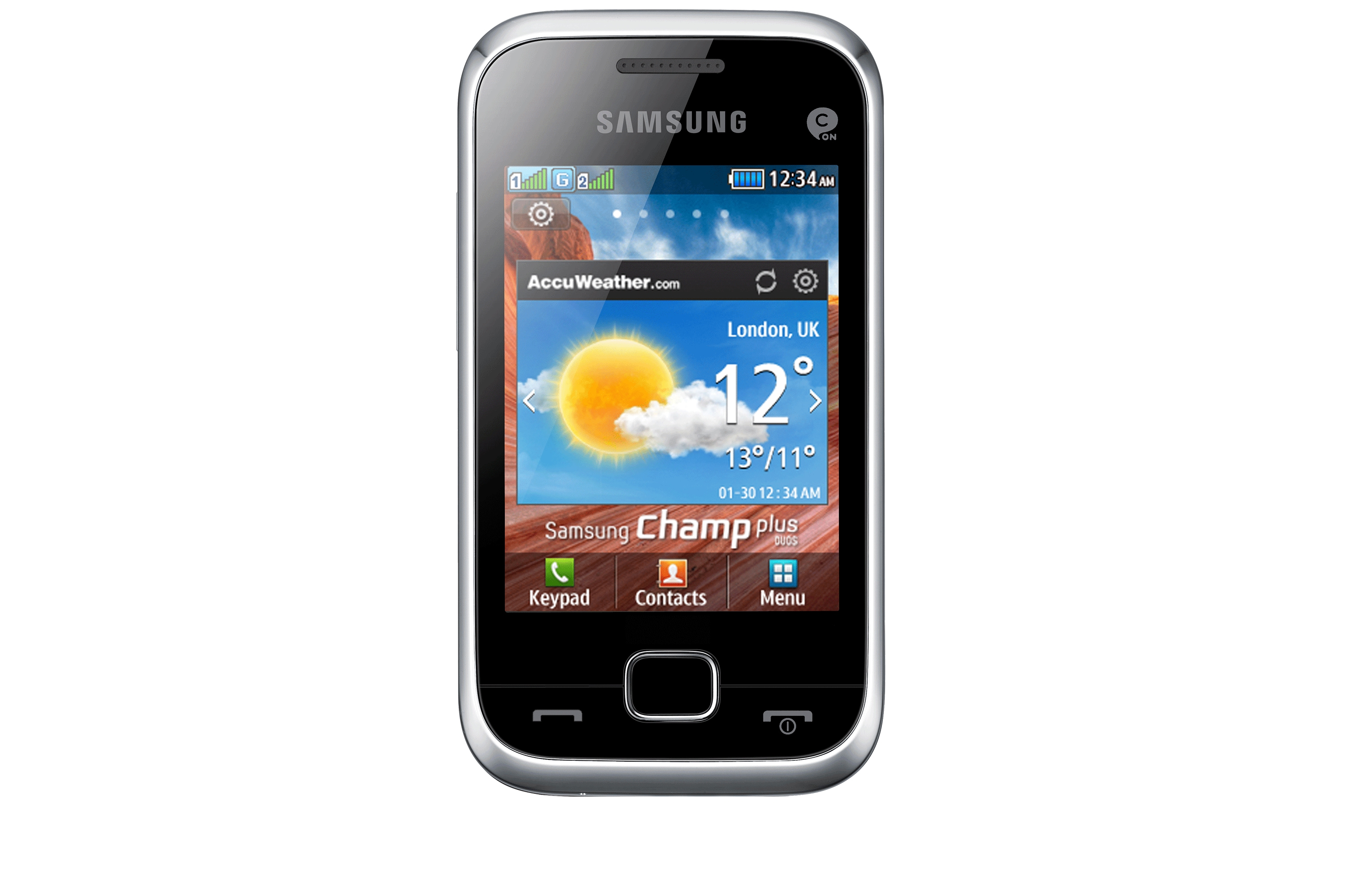 GT-C3310 Samsung Champ Deluxe