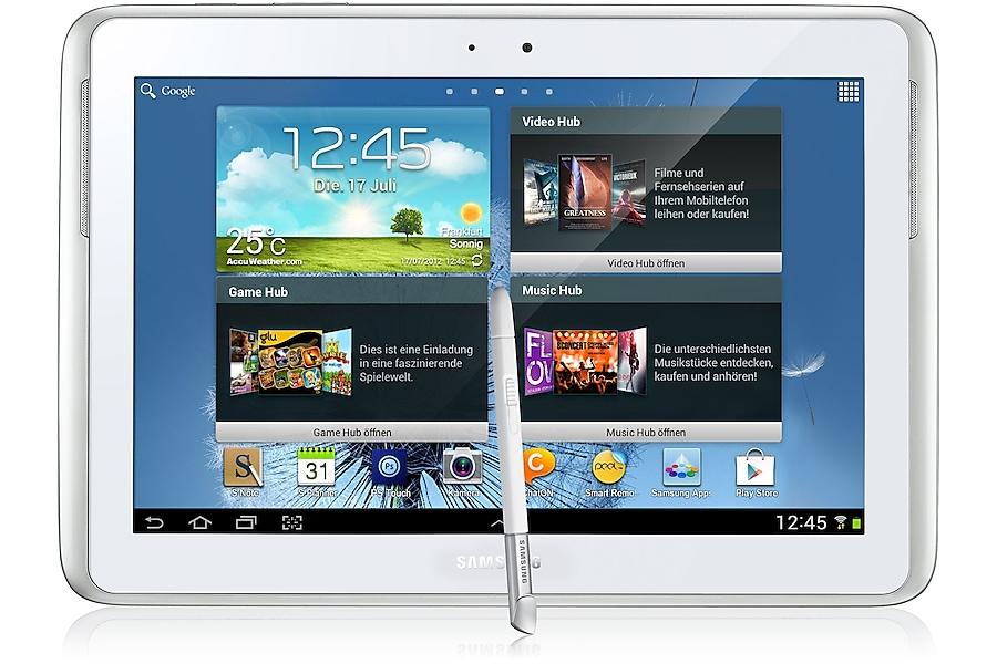 GALAXY Note 10.1 Wi-Fi