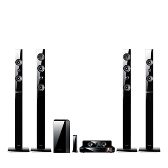 Blu-ray Home Entertainment System HT-E6759W