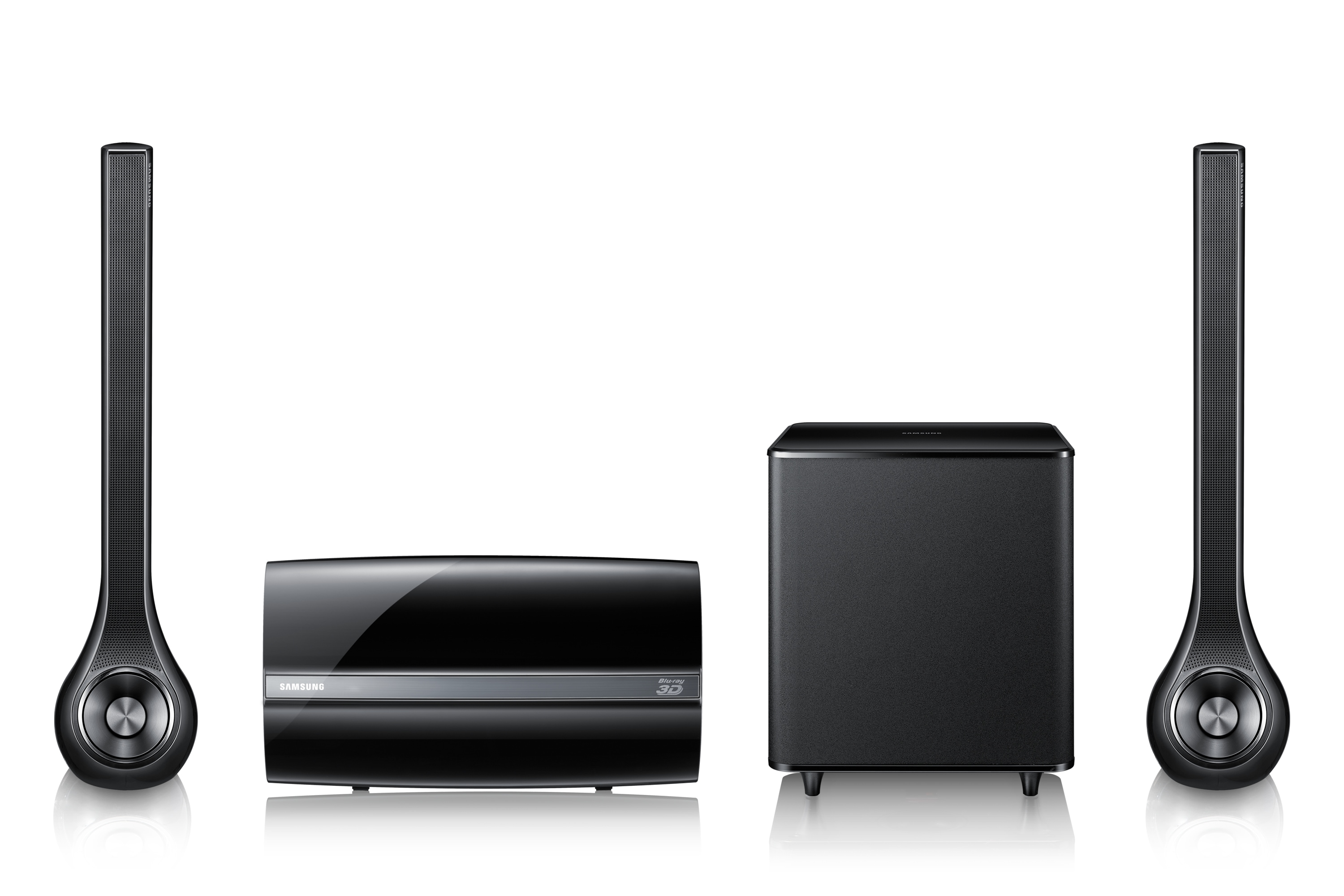 Blu-ray Home Entertainment System HT-ES6200