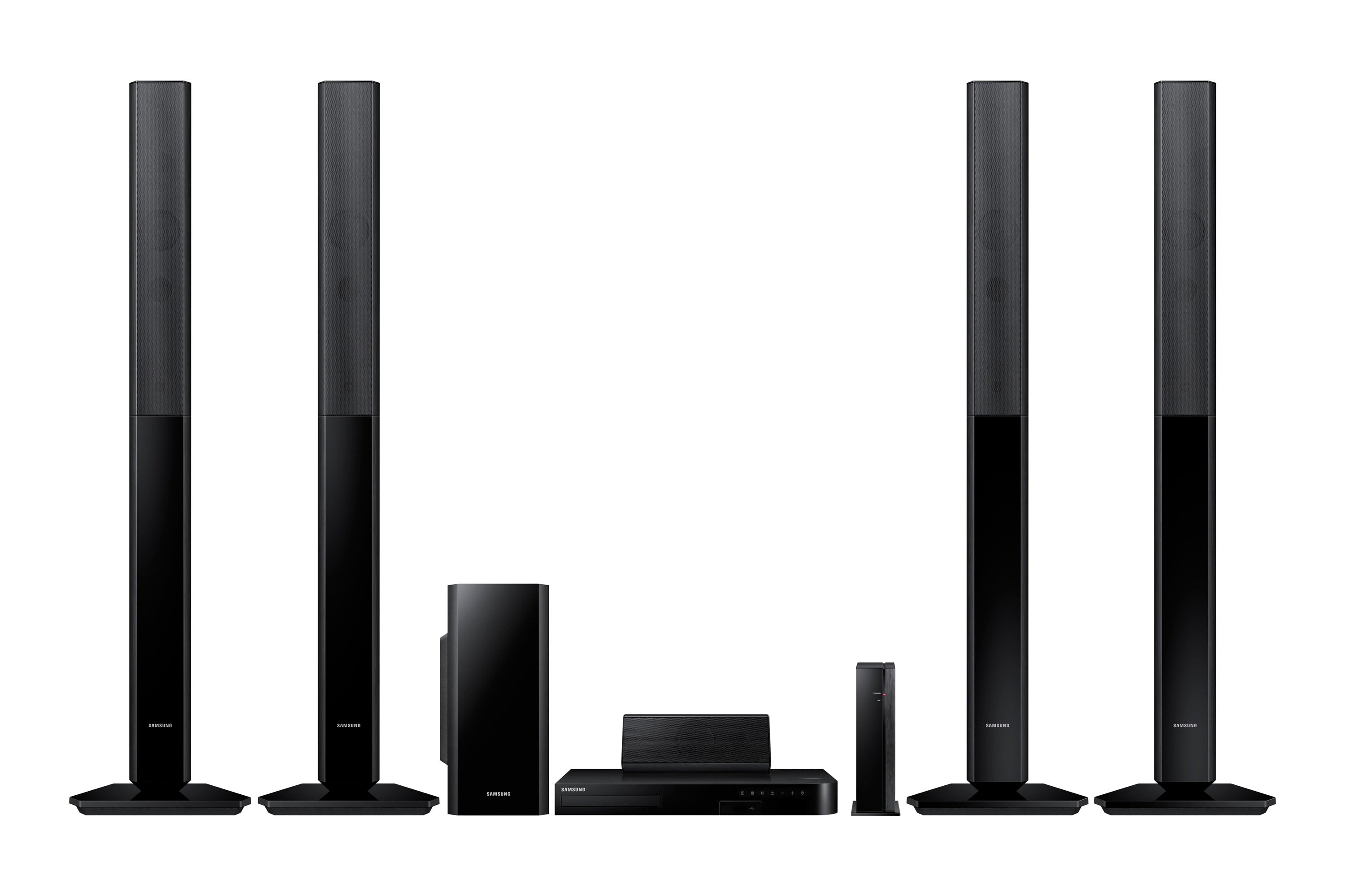Blu-ray Home Entertainment System HT-H5550W