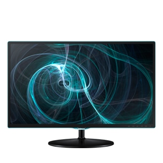 22 FHD-Monitor mit Touch of Color