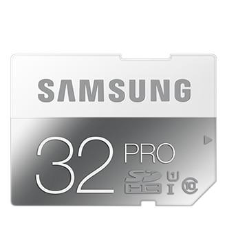 PRO 32 GB SDHC Karte