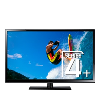 51 HD Flat Plasma TV H4500 Serie 4