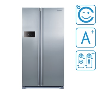 A+, NoFrost+, 532L Side-by-Side RS7567THCSL