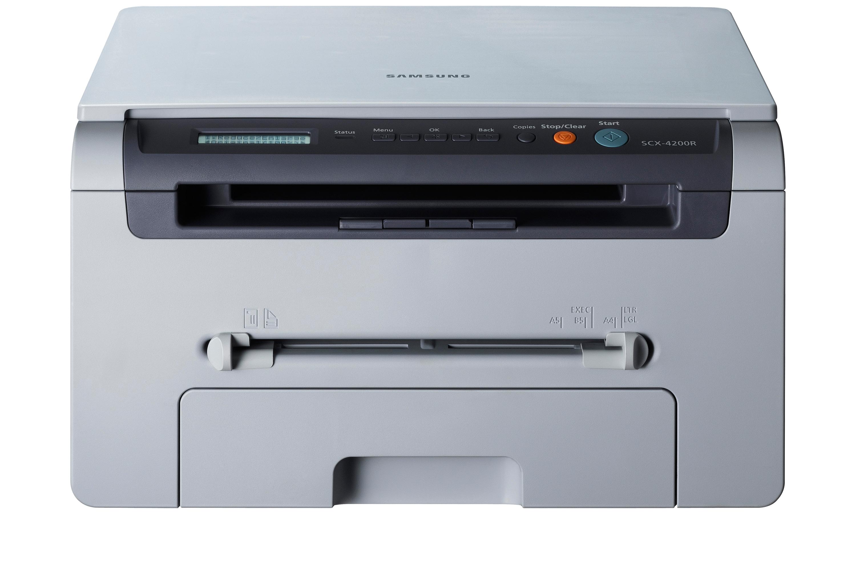 принтер samsung scx-4200 драйвер скачать