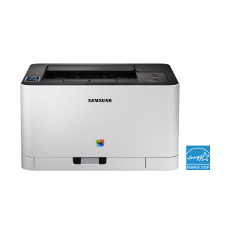 SL-C430W Front Over White
