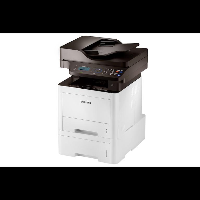 ProXpress M3875FD M3875FD Rechter Betrachtungswinkel Weiß
