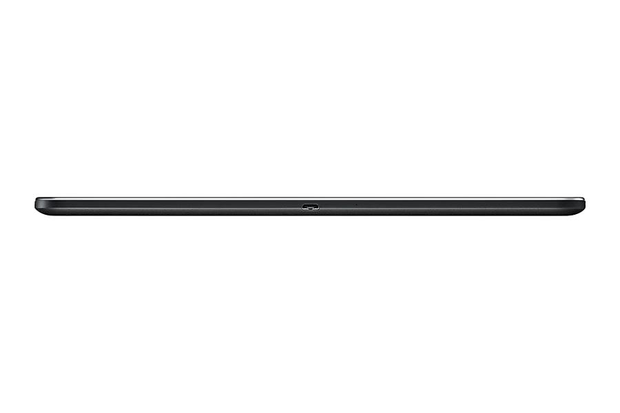 SM-T530 Bottom Black