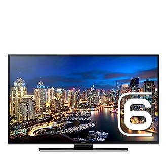 55 UHD 4K Flat Smart TV HU6900 Serie 6