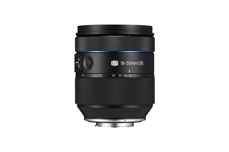 NX Premium S-zoomobjektiv 16-50 mm S1650ASB