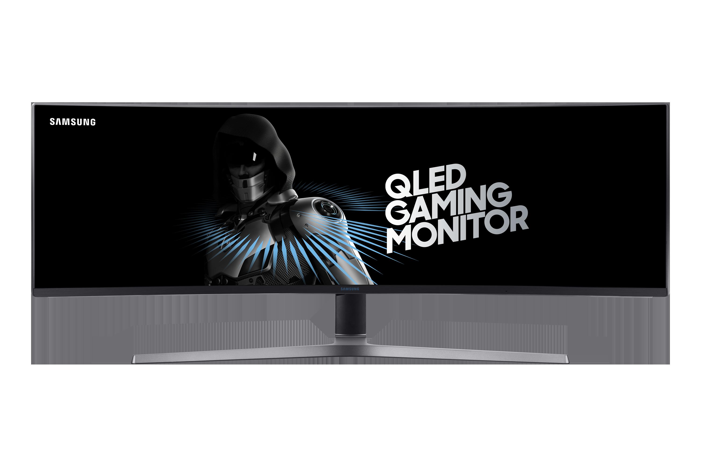 "49"" QLED Curved Gaming Monitor CHG90"