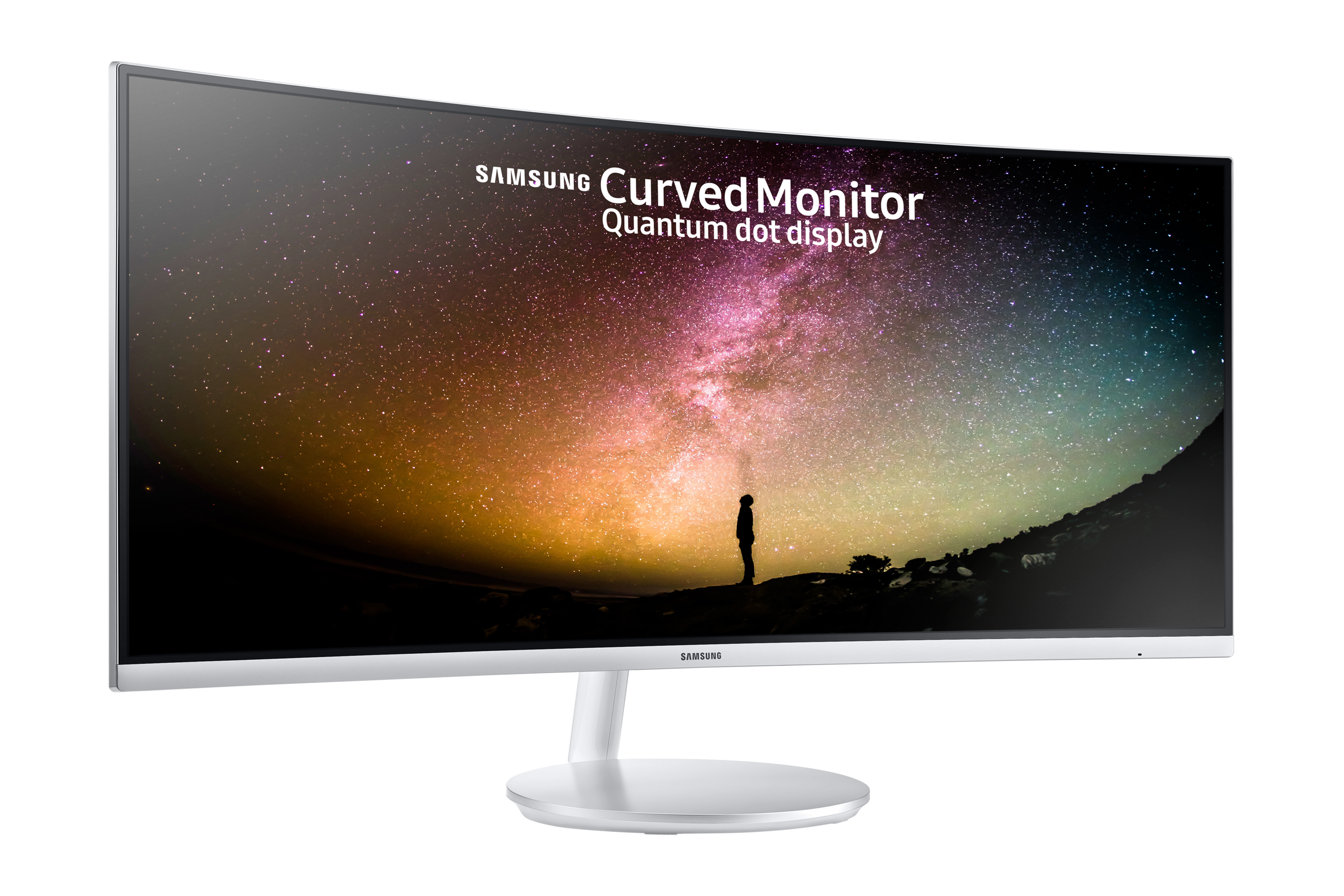 """34"""" Curved Monitor CF791"""